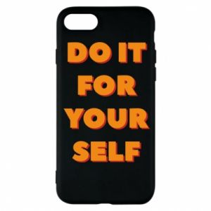 Etui na iPhone 7 Do it for yourself