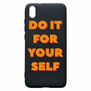 Etui na Xiaomi Redmi 7A Do it for yourself