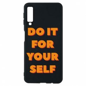 Etui na Samsung A7 2018 Do it for yourself