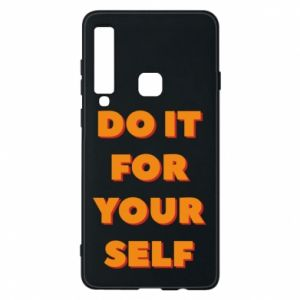 Etui na Samsung A9 2018 Do it for yourself