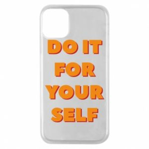 Etui na iPhone 11 Pro Do it for yourself