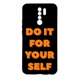 Xiaomi Redmi 9 Case Do it for yourself