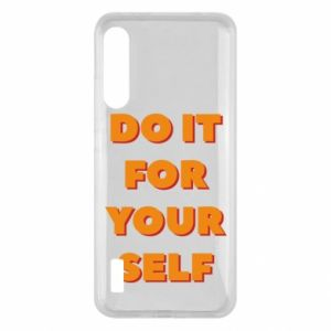 Xiaomi Mi A3 Case Do it for yourself