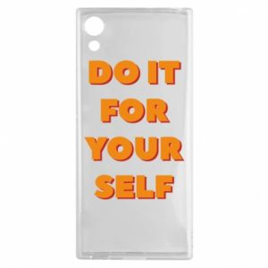 Sony Xperia XA1 Case Do it for yourself