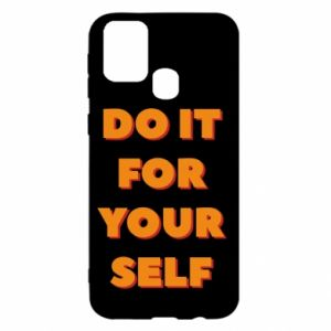 Samsung M31 Case Do it for yourself