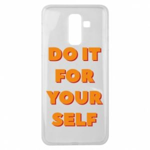 Samsung J8 2018 Case Do it for yourself