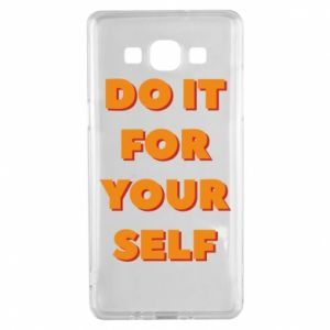 Samsung A5 2015 Case Do it for yourself