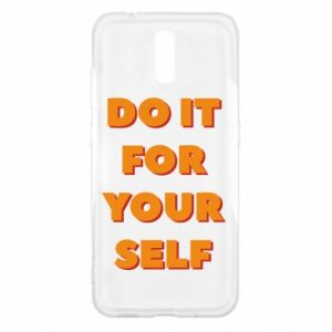 Nokia 2.3 Case Do it for yourself