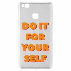 Huawei P9 Lite Case Do it for yourself