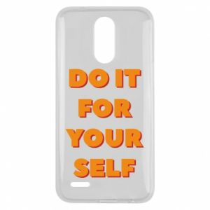 Lg K10 2017 Case Do it for yourself