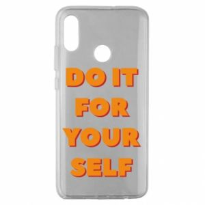 Huawei Honor 10 Lite Case Do it for yourself