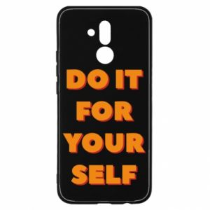 Huawei Mate 20Lite Case Do it for yourself