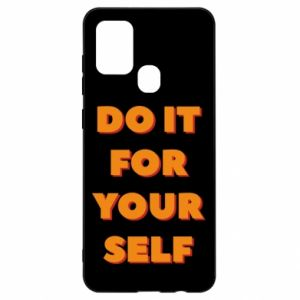 Samsung A21s Case Do it for yourself