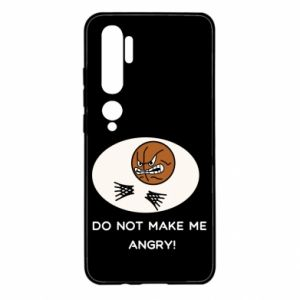 Xiaomi Mi Note 10 Case Do not make me angry!