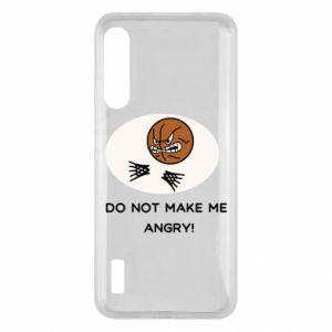 Xiaomi Mi A3 Case Do not make me angry!