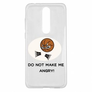 Nokia 5.1 Plus Case Do not make me angry!