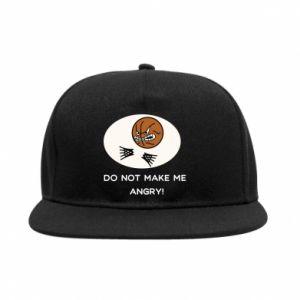 SnapBack Do not make me angry!