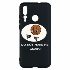 Huawei Nova 4 Case Do not make me angry!