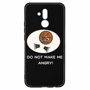 Huawei Mate 20Lite Case Do not make me angry!