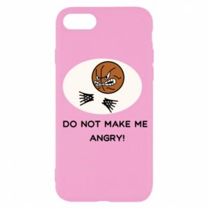iPhone SE 2020 Case Do not make me angry!