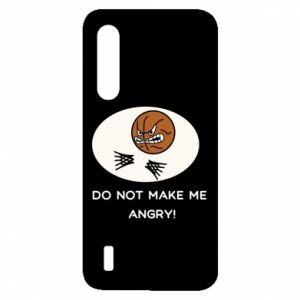 Xiaomi Mi9 Lite Case Do not make me angry!