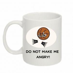 Mug 330ml Do not make me angry!