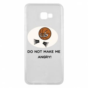 Samsung J4 Plus 2018 Case Do not make me angry!