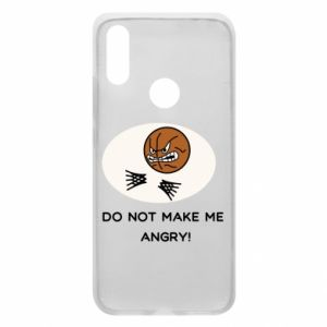 Etui na Xiaomi Redmi 7 Do not make me angry!