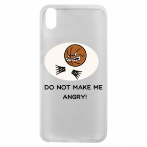 Phone case for Xiaomi Redmi 7A Do not make me angry!
