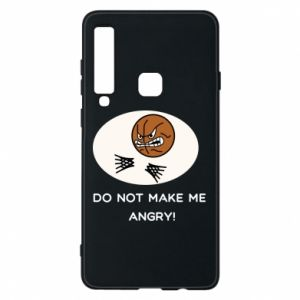 Etui na Samsung A9 2018 Do not make me angry!