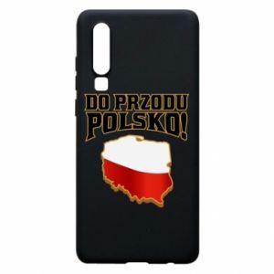 Huawei P30 Case Forward Poland