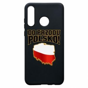 Huawei P30 Lite Case Forward Poland