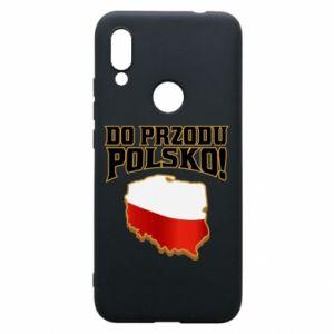 Xiaomi Redmi 7 Case Forward Poland