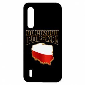 Etui na Xiaomi Mi9 Lite Do przodu Polsko