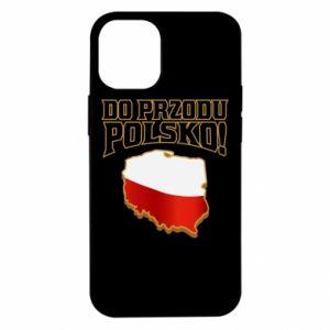 Etui na iPhone 12 Mini Do przodu Polsko