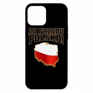 Etui na iPhone 12 Pro Max Do przodu Polsko