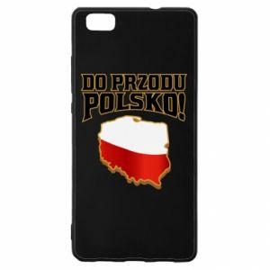 Huawei P8 Lite Case Forward Poland