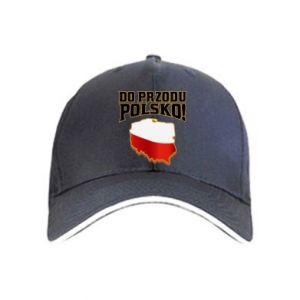Czapka Do przodu Polsko
