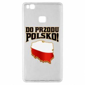 Huawei P9 Lite Case Forward Poland