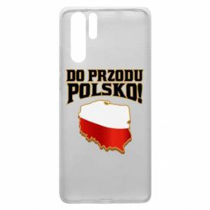 Huawei P30 Pro Case Forward Poland