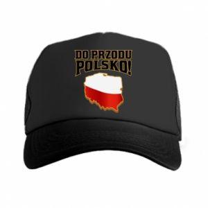 Trucker hat Forward Poland