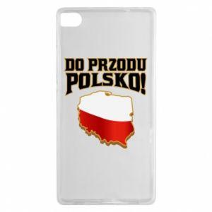 Huawei P8 Case Forward Poland