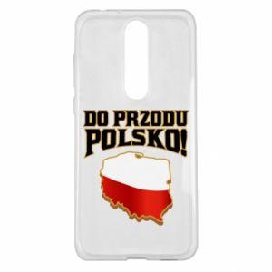 Nokia 5.1 Plus Case Forward Poland
