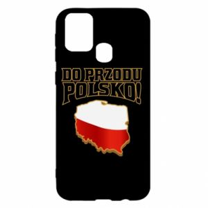 Samsung M31 Case Forward Poland