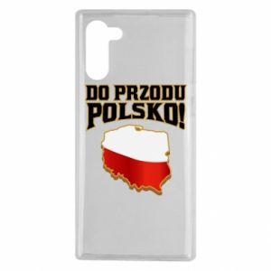 Samsung Note 10 Case Forward Poland