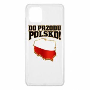 Samsung Note 10 Lite Case Forward Poland