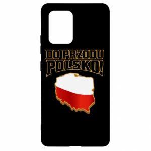 Samsung S10 Lite Case Forward Poland