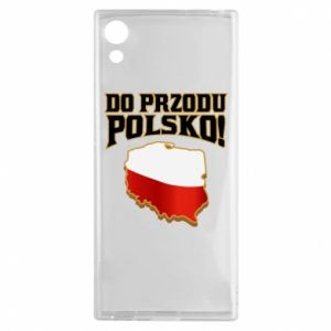Sony Xperia XA1 Case Forward Poland