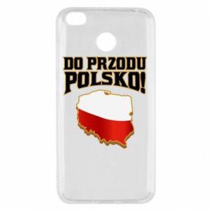 Xiaomi Redmi 4X Case Forward Poland