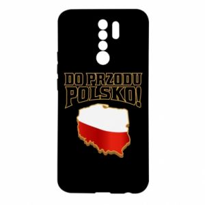 Xiaomi Redmi 9 Case Forward Poland
